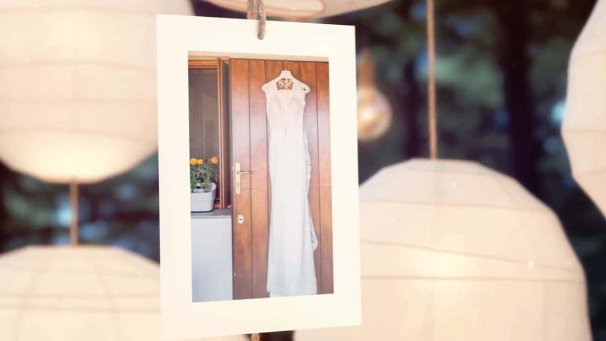 Cinematic and stylish wedding slideshow - by Beyond Vision Aerial Filmmaking