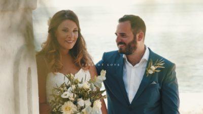 Take my Love - Alexia and Theon - Destination Wedding Film at Aegina, Greece