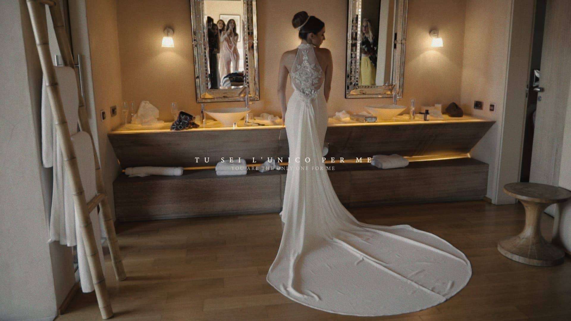 You are the only one for me - Wendalina and Dimitris - Wedding Film at Island, Athens, Greece